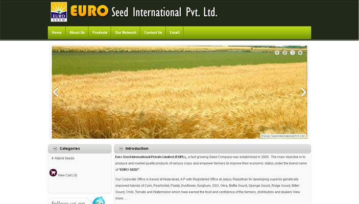 Euro Seed International Pvt. Ltd.