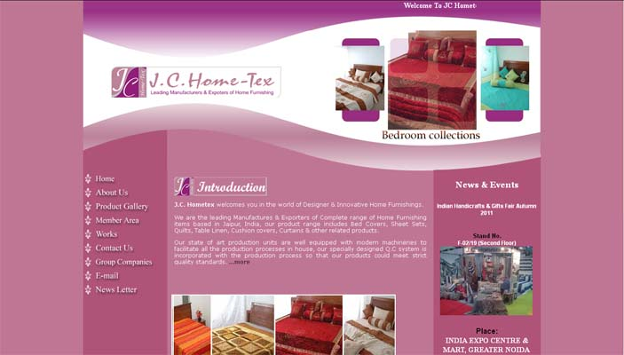 JC Hometex