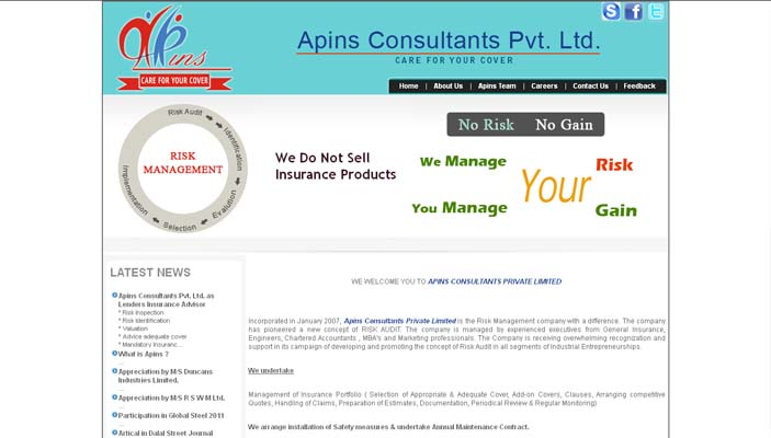Apins Consultants Pvt. Ltd.